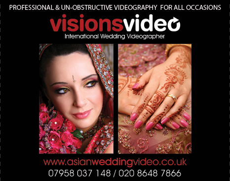 Visions Video - www.AsianWeddingVideo.co.uk